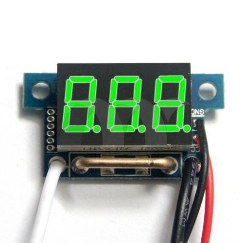 Small Amp Meter : Mini amp meter ebay