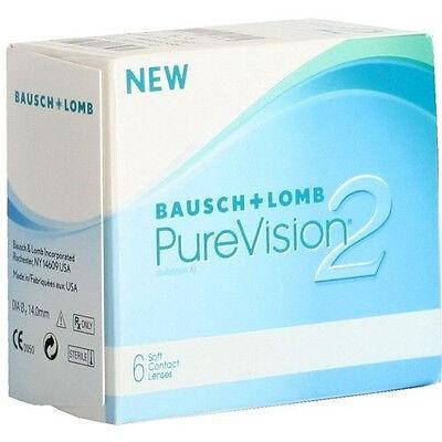 PureVision 2HD von Bausch & Lomb , Alle Minuswerte,  Pure vision 2hd TOP ANGEBOT