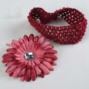 Flower Girls Hair Bands