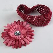 Flower Girls Hair Bands