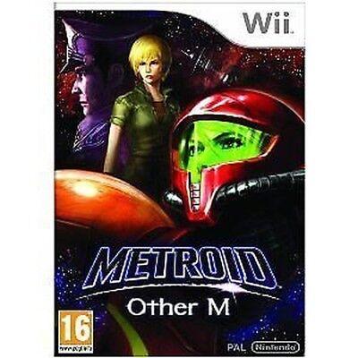 Juego Wii Juegos Metroid Other M Juego de Culto Nuevo y Emb....