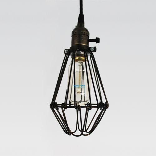 Cage Lamp Ebay
