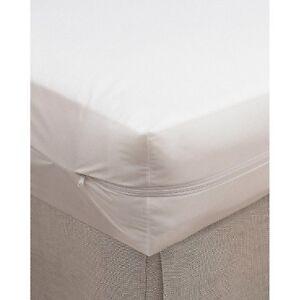 Bargoose 100 Cotton Zippered Crib Mattress Cover Ebay