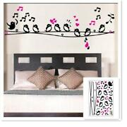 Music Note Stickers