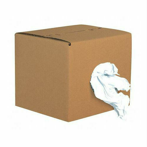 Buffalo Industries RR18B 50lb Box Terry Mix Rags