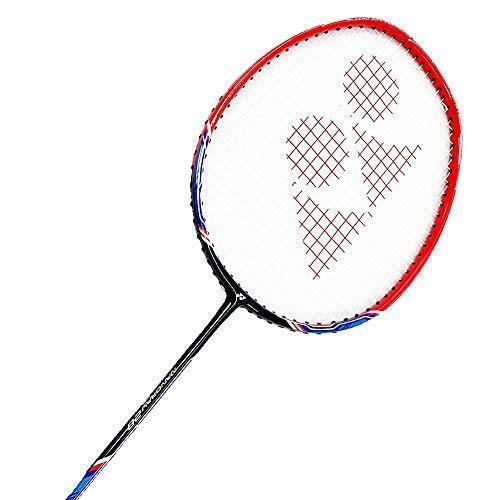 Yonex NANORAY 20 NEW Badminton Racket 2019 Racquet Black/Red 3U/G5 Pre-strung wi
