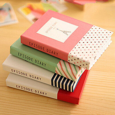 Sticky Notes Notebook Memo Pad Bookmark Paper Sticker Notepad Office Eyeful New on Rummage
