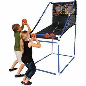 New-Arcade-Style-Electronic-Indoor-2-Player-Basketball ...