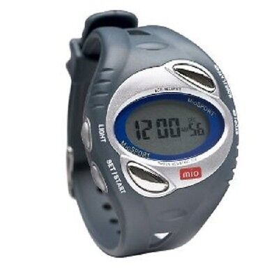 MIO Sport ECG  Heart Rate Monitor Watch Calculates Calories Burned