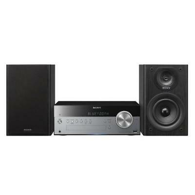 Sony CMTSBT100 Micro Music System with Bluetooth and One-touch Connect NFC