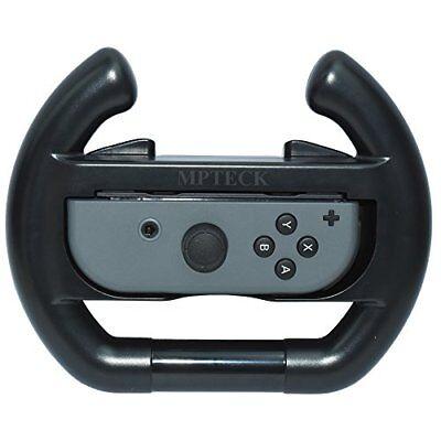 MPTECK @ Joy Con Volanti Volante Da Corsa del controller 2PCs per Nintendo Switc