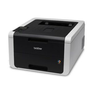 Brother color laser printer 3170CDW + extra toner