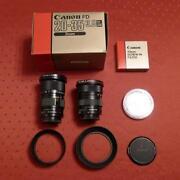 Canon FD 35-105