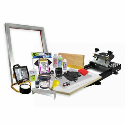 Diy X-press Screen Printing Starter Beginner Kit - 11-2