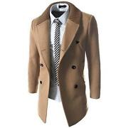 Mens Camel Coat