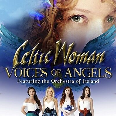 Celtic Woman - Voices Of Angels [New CD] With DVD, UK -
