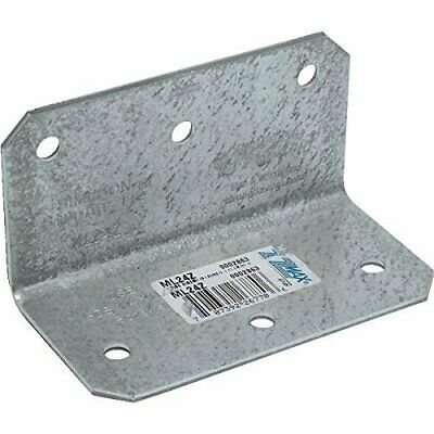 Simpson Strong-Tie L Angle Bracket Strong Tie 2x4 Corner Brackets for Wood