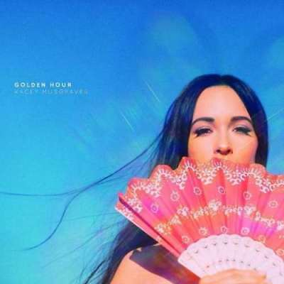 Kacey Musgraves ‎– Golden Hour [CD] Brand New & Sealed
