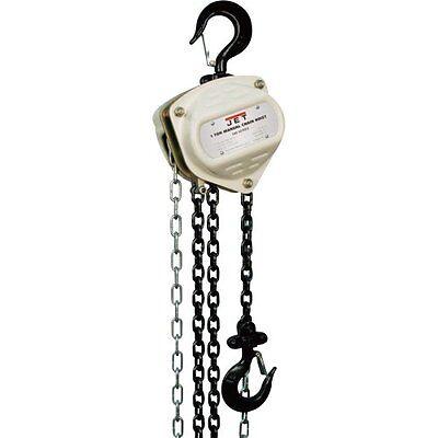 Jet S90 Series Hand Chain Hoist, 1 Ton 10' Lift (101910)