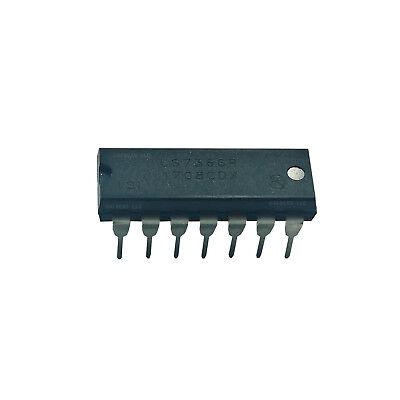 Lsi 7366r Ls7366r Ls7366 Quadrature Encoder Counter Dip Ic Arduino Servo Chip