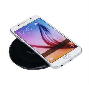 Wireless Fast Charging Pad Qi Charger For Samsung Galaxy S7