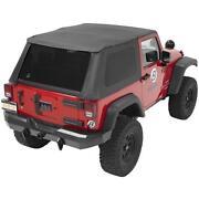 Jeep Wrangler Soft Top Bestop