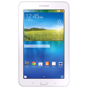 "Samsung Galaxy Tab E Lite 7""Android Tablet QuadCore 8GB"