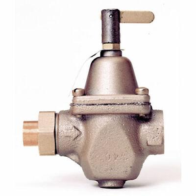 Watts S1156f Water Pressure Regulator 12 Union 0386450