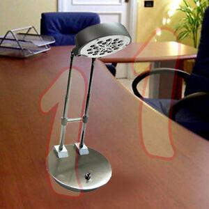Lampada lampade a led da scrivania ufficio casa con for Lampada scrivania ufficio