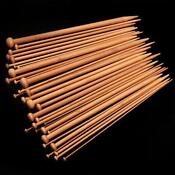 Bamboo Single Pointed Knitting Needle
