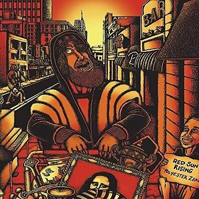 Red Sun Rising   Polyester Zeal  New Cd
