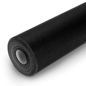 Super Poster Display Paper x 1 Roll - Black