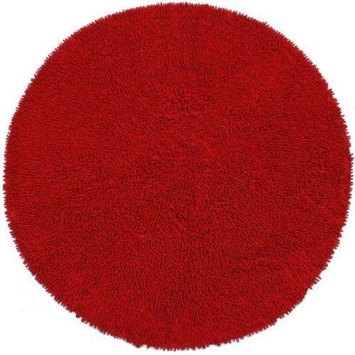 Round Red Rug Ebay