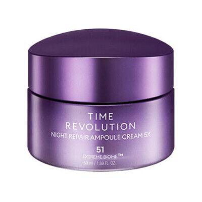 [MISSHA] Time Revolution Night Repair Ampoule Cream 5X 50ml