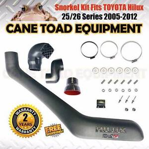 SNORKEL KIT Fit TOYOTA HILUX 25 26 series SR/SR5 4X4 D4D HILUX Regents Park Auburn Area Preview