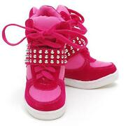 Toddler High Top Sneakers