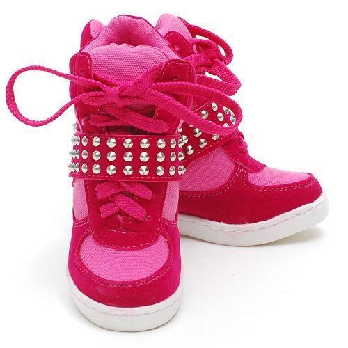 Toddler High Top Sneakers | eBay  Toddler High To...