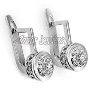 Russian Diamond Earrings