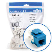 Leviton Cat6 Quickport