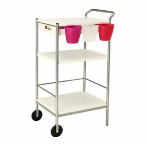 Serving cart and stand