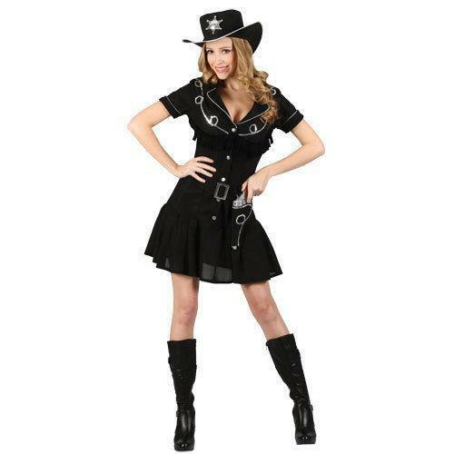 impressive cowboy outfit for women girls