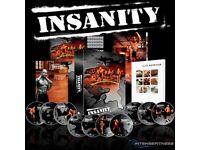Insanity fitness DVD