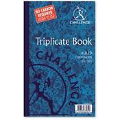 Triplicate Book Carbonless
