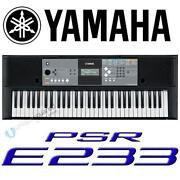 Yamaha PSR-E233