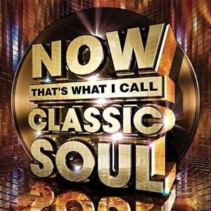 Now That's What I Call Classic Soul - Various Artists (3CD 2017) NEW SEALED