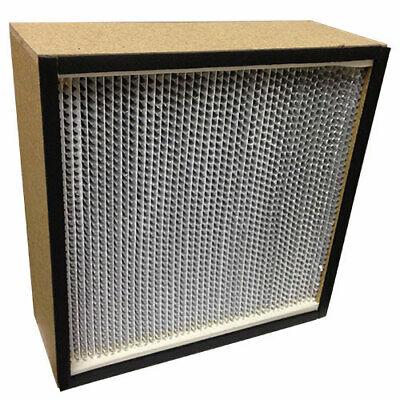 24 X 24 X 12 Hepa Filter For Air Scrubber Negative Air Machine New 24x24x12