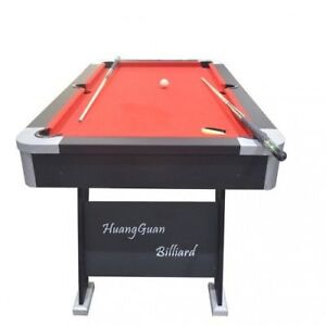 183X100X81 (cm) Billiard Table Pool Table