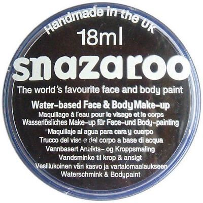 Black Snazaroo High Quality Non-Toxic Party Face Paint for Festivals & Fairs](Face Paintings For Halloween Costumes)