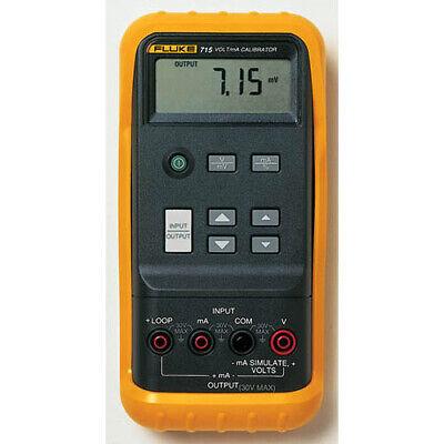 Fluke 715 Voltma Calibrator .01 Accuracy