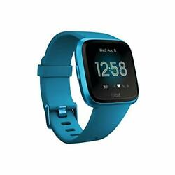 Fitbit Versa Lite Edition Smart Watch, One size ( S and L Bands included)
